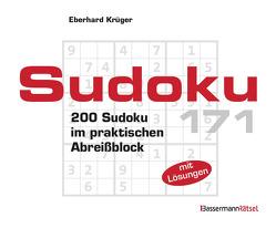 Sudoku Block 171 von Krüger,  Eberhard