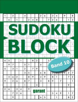 Sudoku Block Band 10 von garant Verlag GmbH