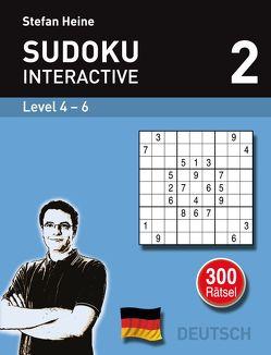 Sudoku interactive 2 von Heine,  Stefan, Matschke,  Sebastian