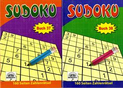 Sudoku – je Heft 160 Seiten