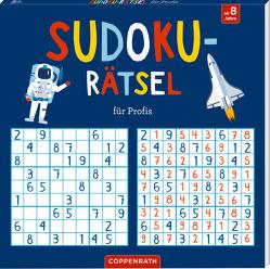 Sudoku-Rätsel für Profis von Heine,  Stefan