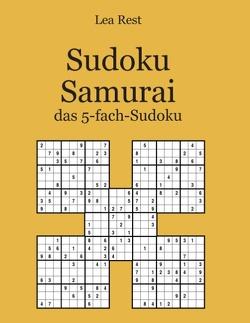Sudoku Samurai von Rest,  Lea