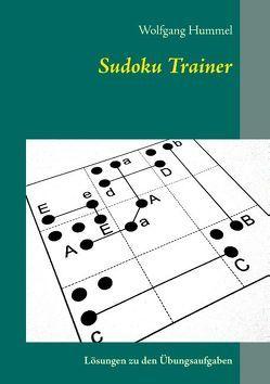 Sudoku Trainer von Hummel,  Wolfgang