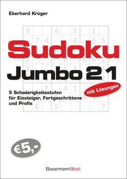 Sudokujumbo 21 von Krüger,  Eberhard