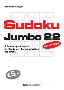 Sudokujumbo 22 von Krüger,  Eberhard