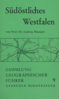 Südöstliches Westfalen von Maasjost,  Ludwig