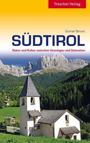 Reiseführer Südtirol von Strunz,  Gunnar
