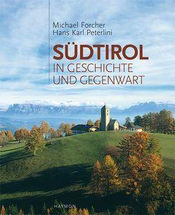 Südtirol in Geschichte und Gegenwart von Forcher,  Michael, Hosp,  Inga, Peterlini,  Hans Karl