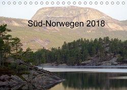 Süd-Norwegen (Tischkalender 2018 DIN A5 quer) von Witkowski,  Rainer