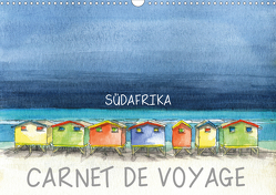 SÜDAFRIKA – CARNET DE VOYAGECH-Version (Wandkalender 2021 DIN A3 quer) von Hagge,  Kerstin