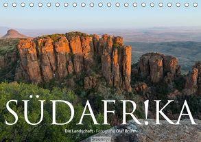 Südafrika – Die Landschaft (Tischkalender 2018 DIN A5 quer) von Bruhn,  Olaf