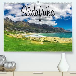 Südafrika entdecken (Premium, hochwertiger DIN A2 Wandkalender 2021, Kunstdruck in Hochglanz) von Becker,  Stefan
