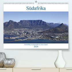 Südafrika – Küstenflug von Kapstadt bis Dyker Island (Premium, hochwertiger DIN A2 Wandkalender 2020, Kunstdruck in Hochglanz) von und Yvonne Herzog,  Michael