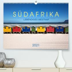 Südafrika – Lebendiges Westkap (Premium, hochwertiger DIN A2 Wandkalender 2021, Kunstdruck in Hochglanz) von Stützle,  Michael