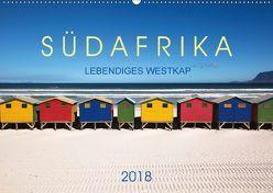 Südafrika – Lebendiges Westkap (Wandkalender 2018 DIN A2 quer) von Stützle,  Michael