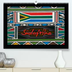 Südafrika (Premium, hochwertiger DIN A2 Wandkalender 2020, Kunstdruck in Hochglanz) von Scholz,  Frauke