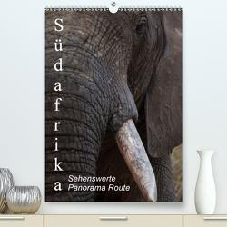 Südafrika – Sehenswerte Panorama Route / CH-Version (Premium, hochwertiger DIN A2 Wandkalender 2020, Kunstdruck in Hochglanz) von Klinder,  Thomas