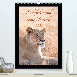 Südafrika und seine Tierwelt (Premium, hochwertiger DIN A2 Wandkalender 2021, Kunstdruck in Hochglanz) von Kirsten und Holger Karius,  ©