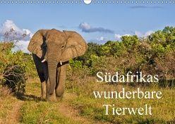 Südafrikas wunderbare Tierwelt (Wandkalender 2018 DIN A3 quer) von Peters,  Friedhelm