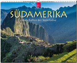 Südamerika – Landschaften der Superlative