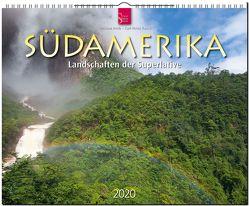 Südamerika – Landschaften der Superlative von Heeb,  Christian, Raach,  Karl-Heinz