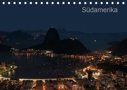 Südamerika (Tischkalender 2020 DIN A5 quer) von Ange
