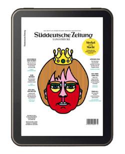 Süddeutsche Zeitung Langstrecke Ausgabe III / 2017