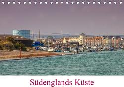 Südenglands Küste (Tischkalender 2021 DIN A5 quer) von Petra Voß,  ppicture-