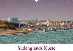 Südenglands Küste (Wandkalender 2021 DIN A3 quer) von Petra Voß,  ppicture-