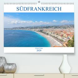 Südfrankreich – Côte d'Azur (Premium, hochwertiger DIN A2 Wandkalender 2020, Kunstdruck in Hochglanz) von pixs:sell