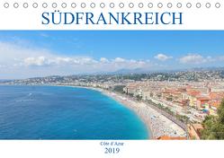 Südfrankreich – Côte d'Azur (Tischkalender 2019 DIN A5 quer) von pixs:sell