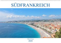 Südfrankreich – Côte d'Azur (Wandkalender 2020 DIN A2 quer) von pixs:sell