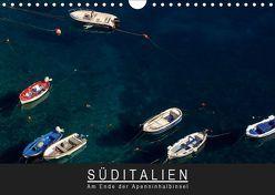 Süditalien – Am Ende der Apeninhalbinsel (Wandkalender 2019 DIN A4 quer) von Knödler,  Stephan