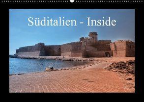 Süditalien – Inside (Wandkalender 2018 DIN A2 quer) von Eckerlin,  Claus