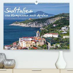 Süditalien – Von Kampanien nach Apulien (Premium, hochwertiger DIN A2 Wandkalender 2020, Kunstdruck in Hochglanz) von Krüger,  Christian