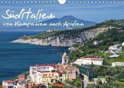 Süditalien – Von Kampanien nach Apulien (Wandkalender 2019 DIN A4 quer) von Krüger,  Christian