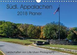 Südl. Appalachen Planer (Wandkalender 2018 DIN A4 quer) von Schroeder - Lille Ulven Photography,  Wiebke