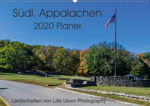 Südl. Appalachen Planer (Wandkalender 2020 DIN A2 quer) von Schroeder - Lille Ulven Photography,  Wiebke