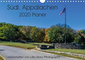 Südl. Appalachen Planer (Wandkalender 2020 DIN A4 quer) von Schroeder - Lille Ulven Photography,  Wiebke