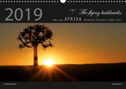 Südliches Afrika 2019 (Wandkalender 2019 DIN A3 quer) von flying bushhawks,  The