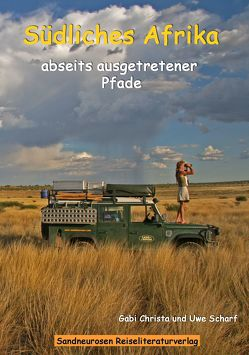 Südliches Afrika von Christa,  Gabi, Scharf,  Uwe