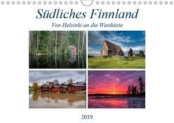 Südliches Finnland (Wandkalender 2019 DIN A4 quer)