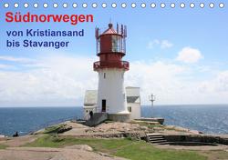 Südnorwegen – von Kristiansand bis Stavanger (Tischkalender 2021 DIN A5 quer) von Brunhilde Kesting,  Margarete