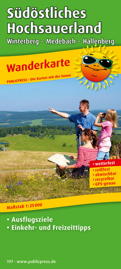 Südöstliches Hochsauerland, Winterberg – Medebach – Hallenberg
