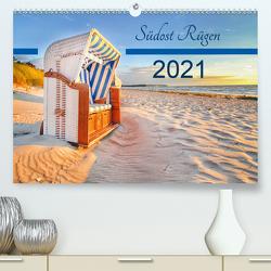 Südost Rügen 2021 (Premium, hochwertiger DIN A2 Wandkalender 2021, Kunstdruck in Hochglanz) von Fitkau Fotografie & Design,  Arne