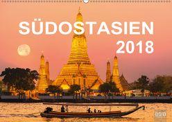 SÜDOSTASIEN 2018 (Wandkalender 2018 DIN A2 quer) von INSIGHT,  asia