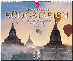 Südostasien – Faszination der Fremde – Myanmar • Thailand • Vietnam • Laos • Kambodscha von Weigt,  Mario