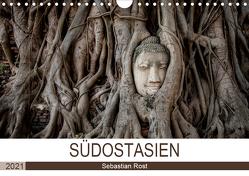 SÜDOSTASIEN (Wandkalender 2021 DIN A4 quer) von Rost,  Sebastian