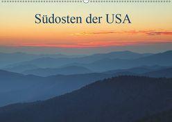 Südosten der USA (Wandkalender 2019 DIN A2 quer) von Grosskopf,  Rainer