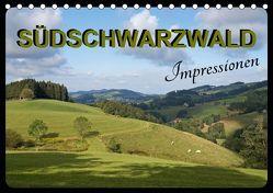 Südschwarzwald – Impressionen (Tischkalender 2019 DIN A5 quer) von Flori0